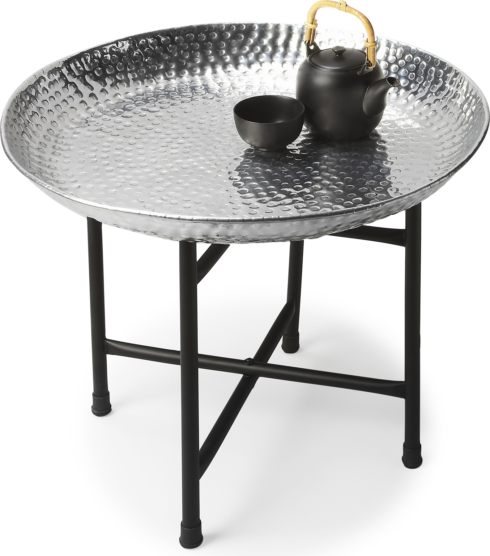 Casbah Metal Tray Table | HedgeApple