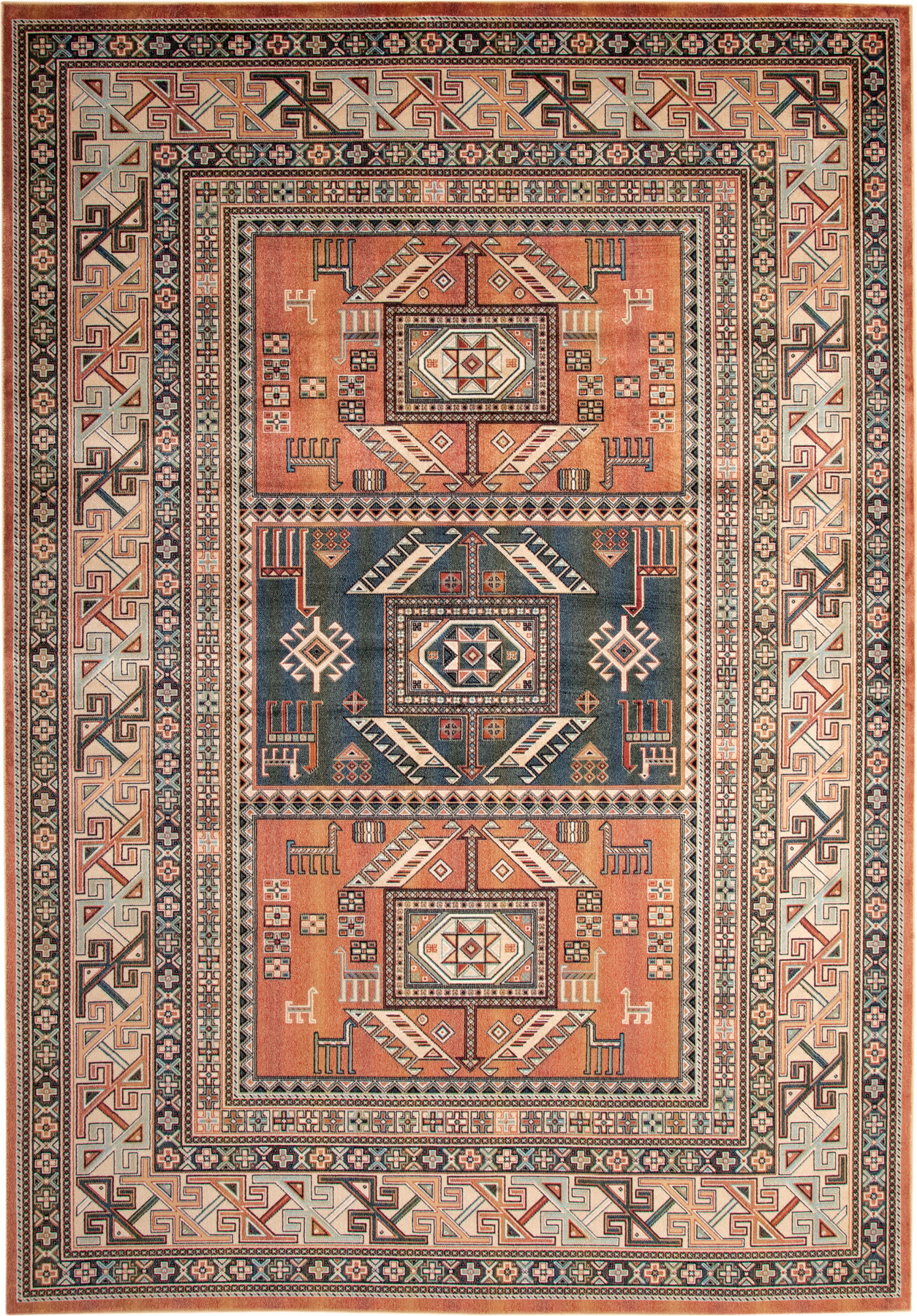 Myan Rug From By Abacasa Plushrugs