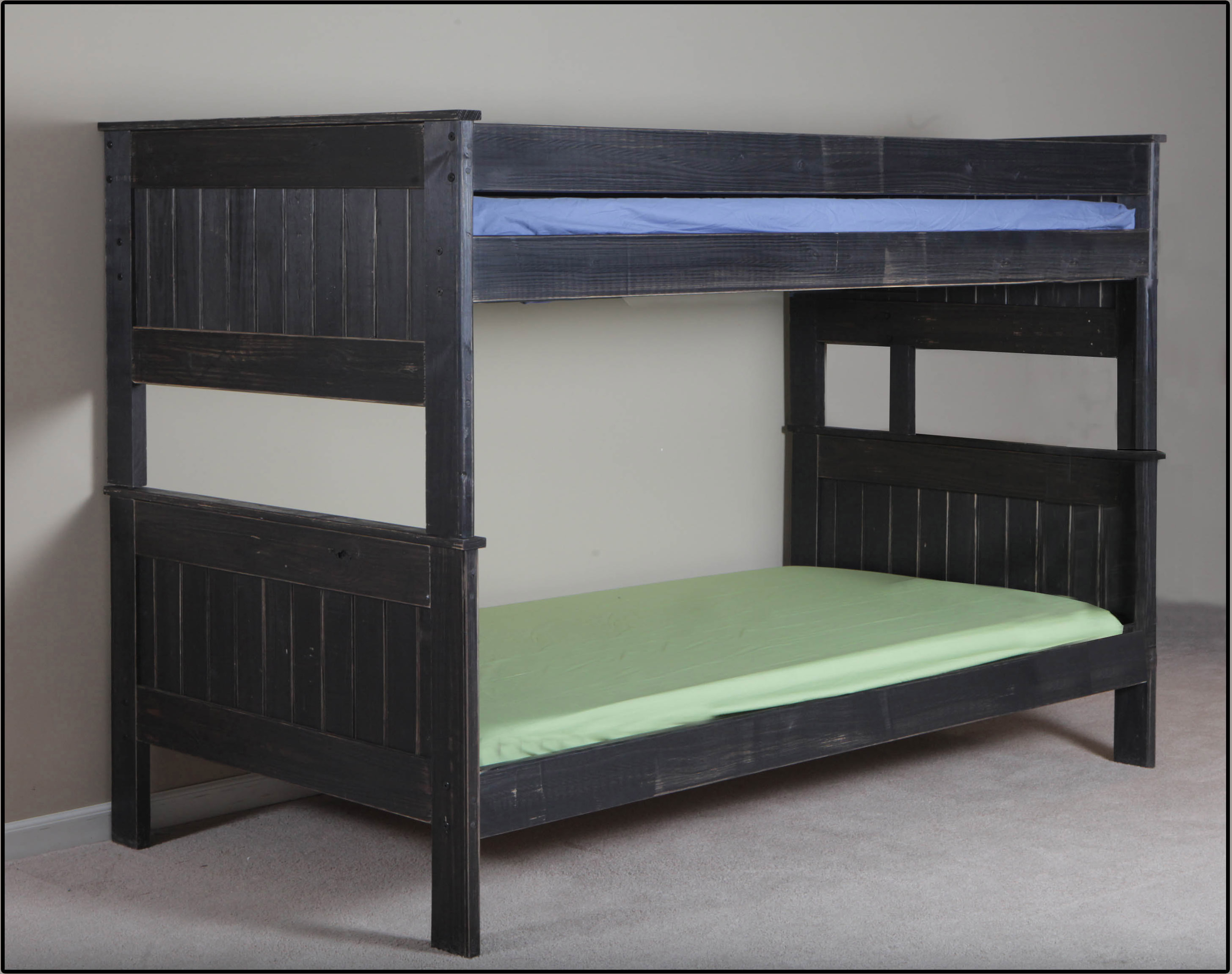 Picture of: Chelsea Home Furniture Twin Twin Stackable Bunk Beds B Hedgeapple